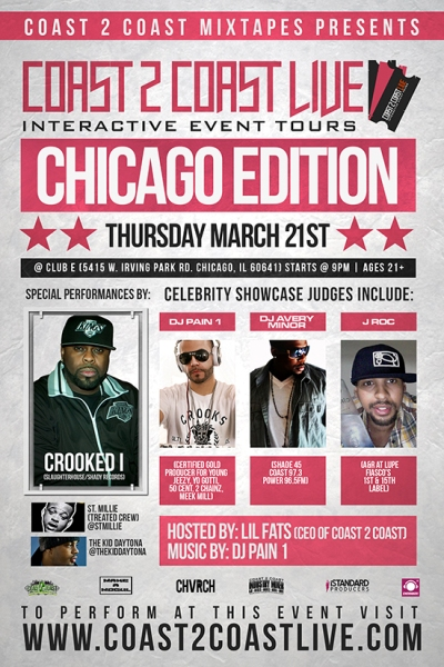 Coast 2 Coast LIVE Chicago Edition