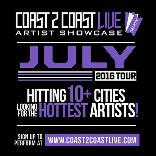 Coast 2 Coast LIVE Artist Showcase London UK Edition