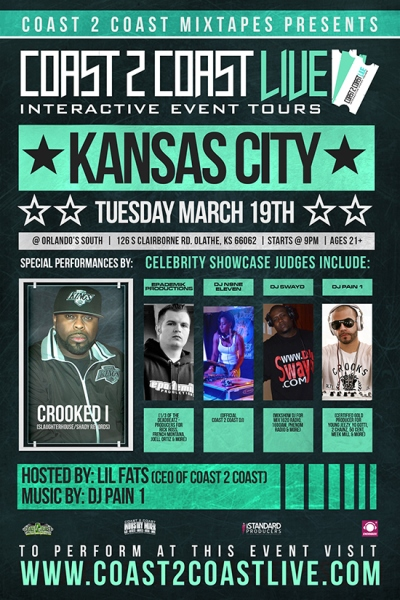 Coast 2 Coast LIVE KC Edition