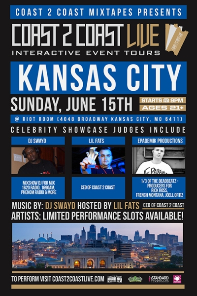 COAST 2 COAST LIVE Kansas City Edition 6/15/14