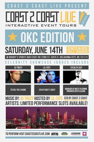 Coast 2 Coast LIVE OKC Edition 6/14/14