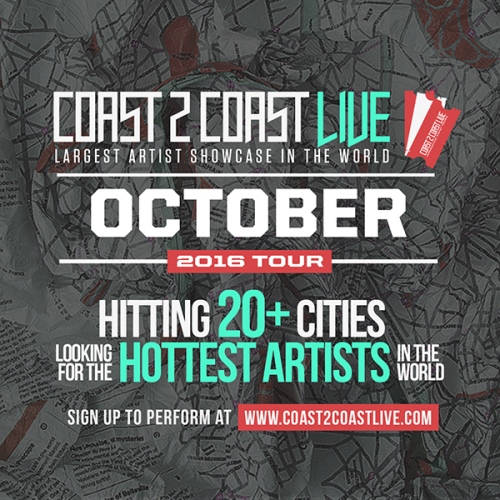 Coast 2 Coast LIVE Artist Showcase London UK Edition