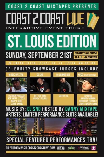 COAST 2 COAST LIVE St. Louis Edition 9/21/14