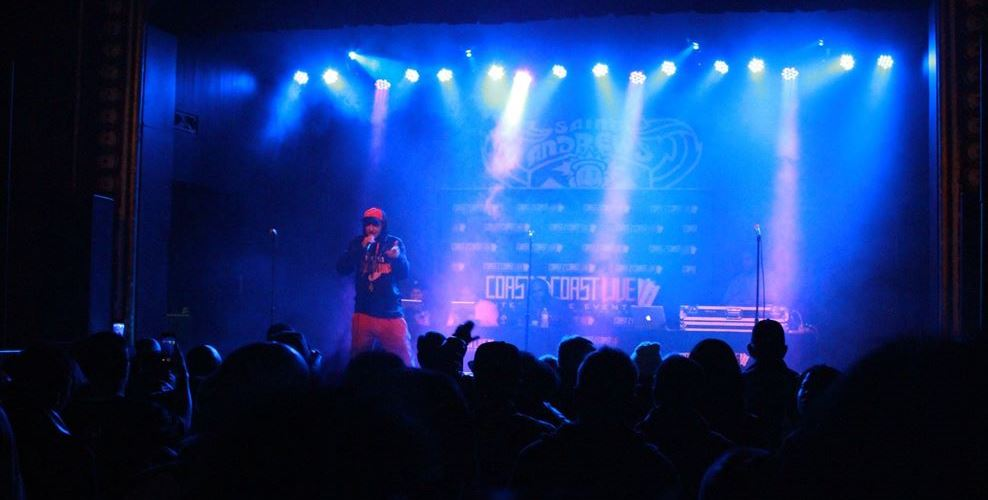 Submit to Perform at Coast 2 Coast Live | Largest Artist